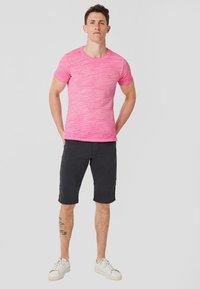 s.Oliver - Basic T-shirt - pink - 1