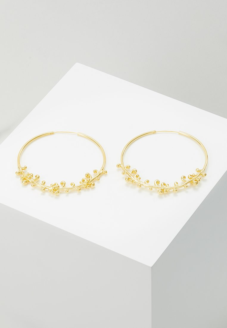 P D Paola - CALIFORNIA  - Earrings - gold-coloured
