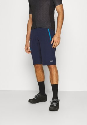 Sports shorts - orbit blue