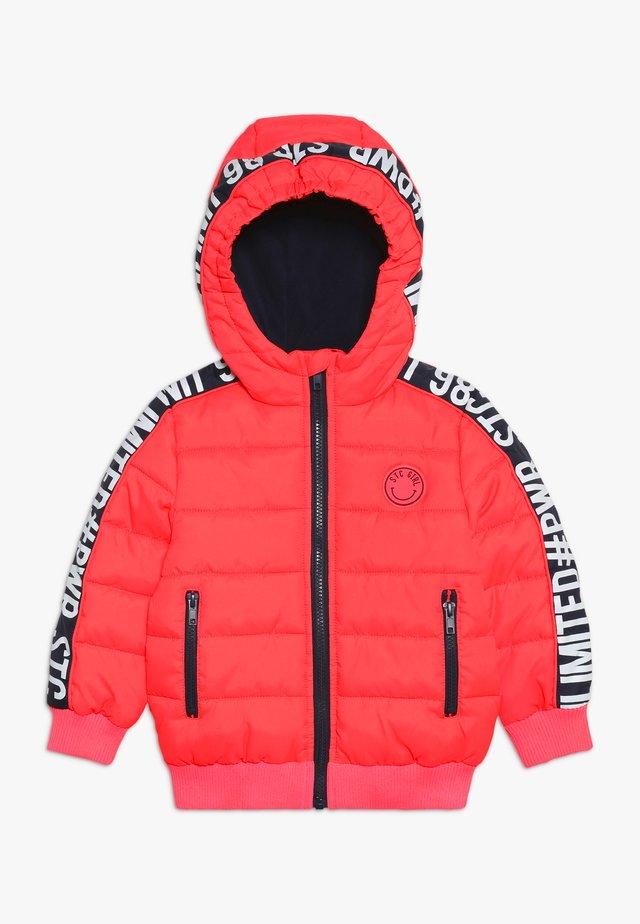 KID TEENAGER  - Zimní bunda - neon pink