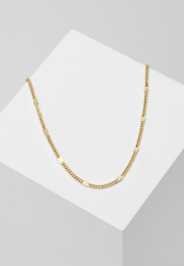 NECKLACE - Necklace - gold-coloured