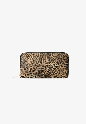 WITH ANIMAL-PRINT - Wallet - animalier