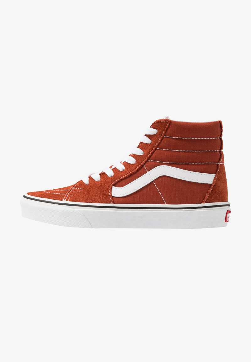 Vans - SK8 - Baskets montantes - picante/true white