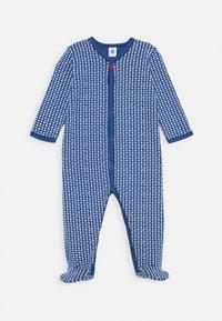 Petit Bateau - LASULI DORS BIEN UNISEX - Pyjama - major/ecume - 0