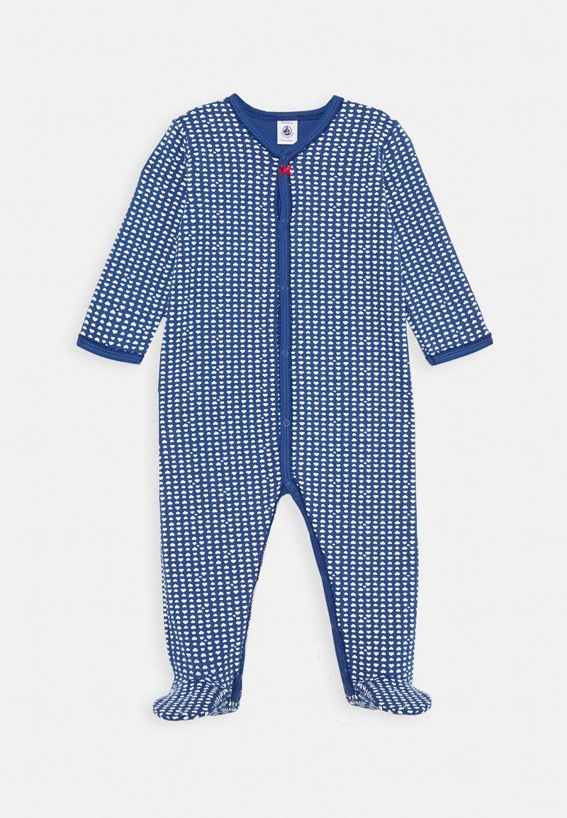 Petit Bateau - LASULI DORS BIEN UNISEX - Pyjama - major/ecume