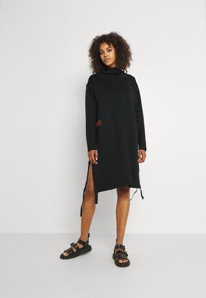 LONG DRESS - Day dress - black