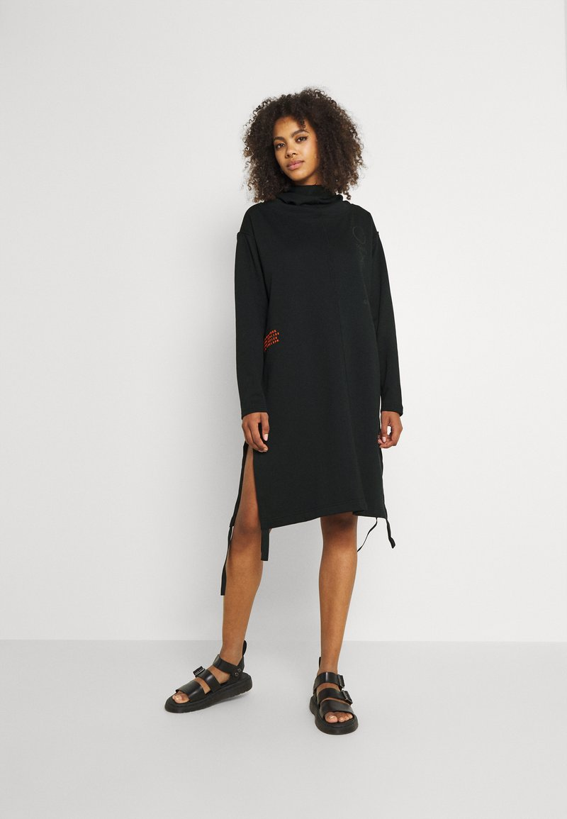 G-Star - LONG DRESS - Jurk - black