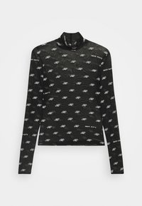 Miss Sixty - Long sleeved top - black/white - 0