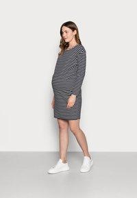 Dorothy Perkins Maternity - DRESS - Jersey dress - black - 0
