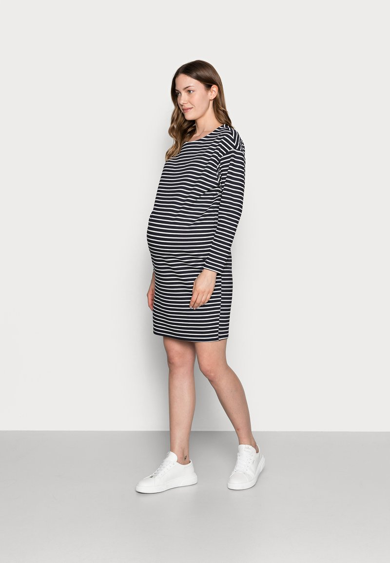 Dorothy Perkins Maternity - DRESS - Jersey dress - black