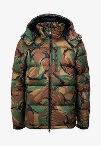 Polo Ralph Lauren - CAP JACKET - Down jacket - british elmwood - 6