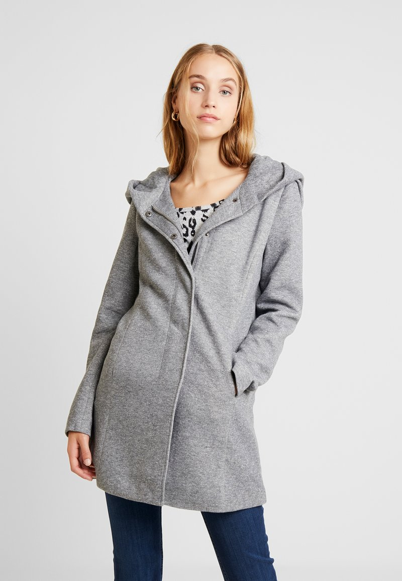 Vero Moda - Frakker / klassisk frakker - light grey melange