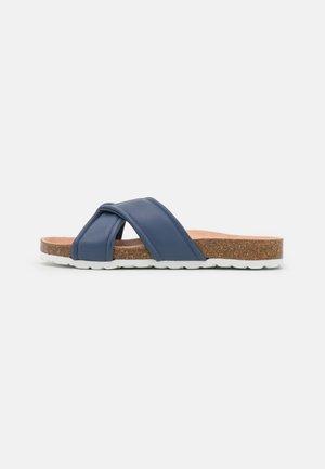 Pantofle - blue