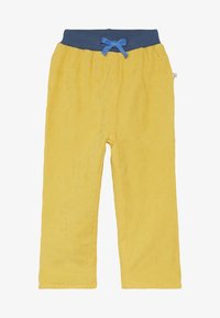 Frugi - CHESTER LINED TROUSERS BABY - Broek - bumble bee - 2