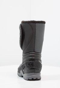 LICO - TERRA - Vysoká obuv - schwarz/grau - 4