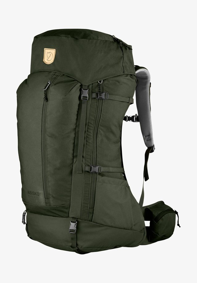 Hiking rucksack - olive