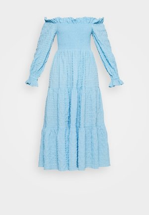 KAJSA DRESS - Day dress - blue