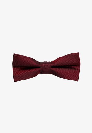 OXFORD SOLID BOW TIE - Bow tie - red