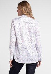 Eterna - Button-down blouse - multi-coloured - 1