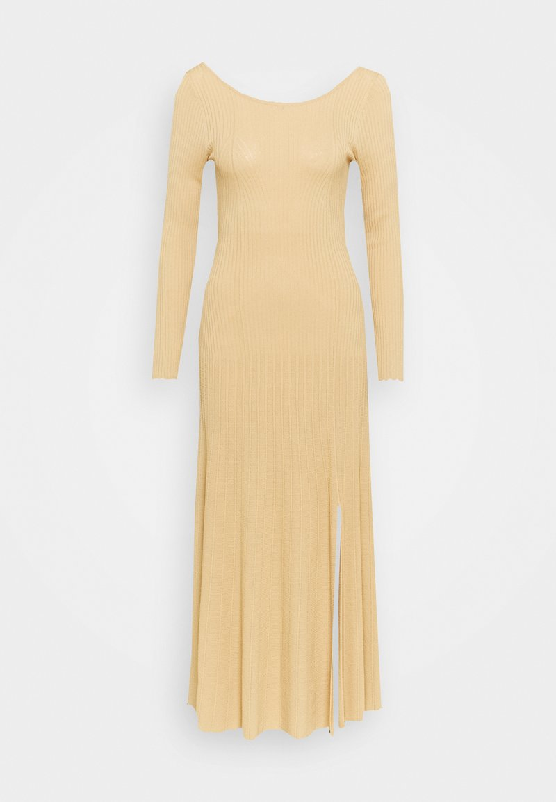 sandro - Maxi dress - beige