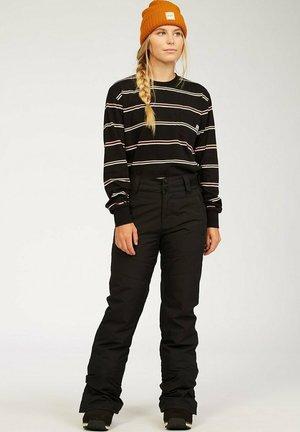 MALLA - Snow pants - black