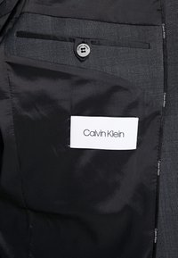 Calvin Klein Tailored - BISTRETCH DOT - Suit - grey - 9