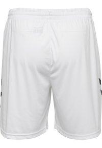 Hummel - 2 PIECE SET - Sports shorts - white - 4