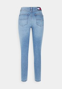 Tommy Jeans - SYLVIA SKINNY ANKLE  - Jeans Skinny - light blue denim - 1