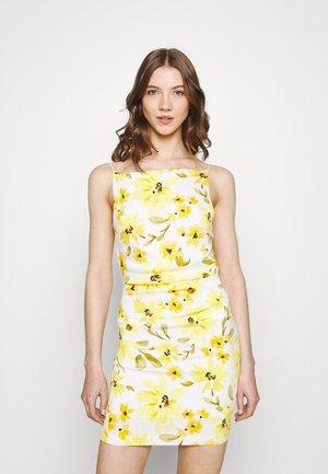 DAPHNE MINI DRESS - Robe d'été - white
