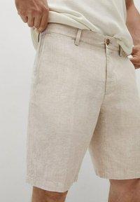 Mango - CARP - Shorts - écru - 3