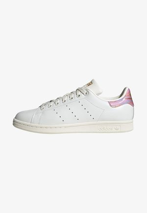 Sneakers laag - cwhite/cwhite/goldmt