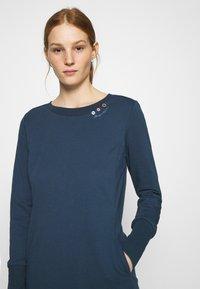Ragwear - MENITA - Day dress - denim blue - 3