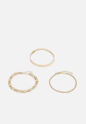 ONLSTELLA BRACELET 3 PACK - Bracciale - gold-coloured