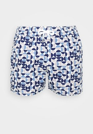 TRUNKS SPORT SHADE - Swimming shorts - navy/smoke