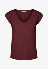 Pieces - PCKAMALA - Basic T-shirt - dark red - 0