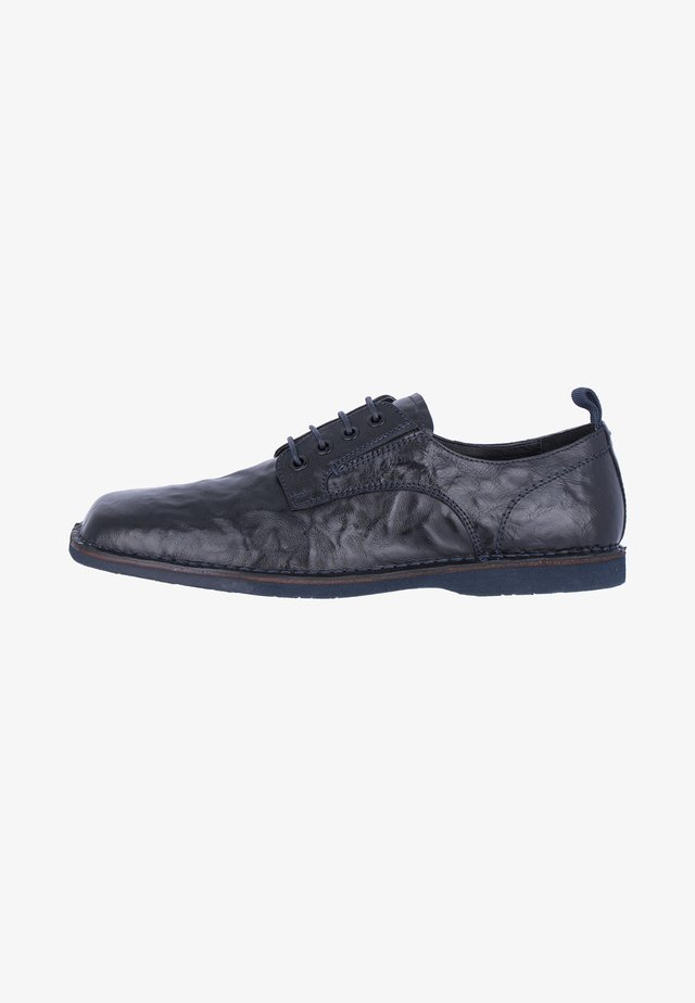 Derbies - dark blue