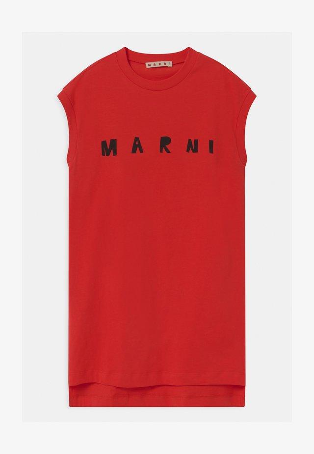 ABITO - Vestido ligero - geranium red