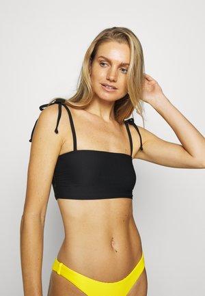 ESSENTIALS CAPSULE  OPTION - Bikinitopp - black