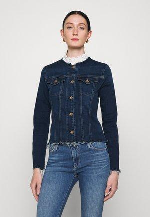 JACKET - Veste en jean - dark blue