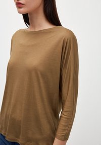 ARMEDANGELS - Long sleeved top - golden khaki - 3