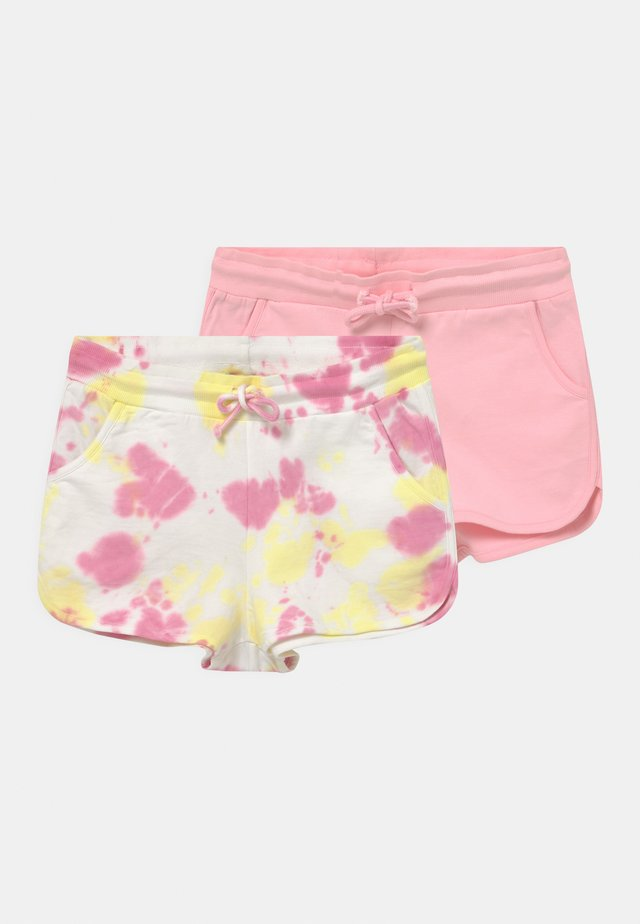 TEEN GIRLS 2 PACK - Shorts - fuchsia rose