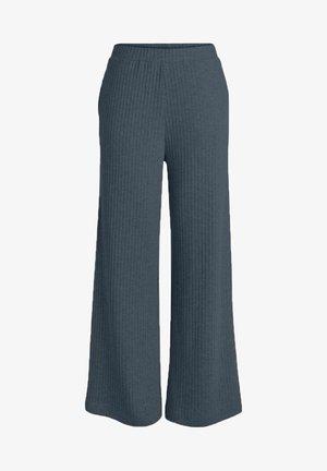 PCMOLLY - Pantalon classique - ombre blue
