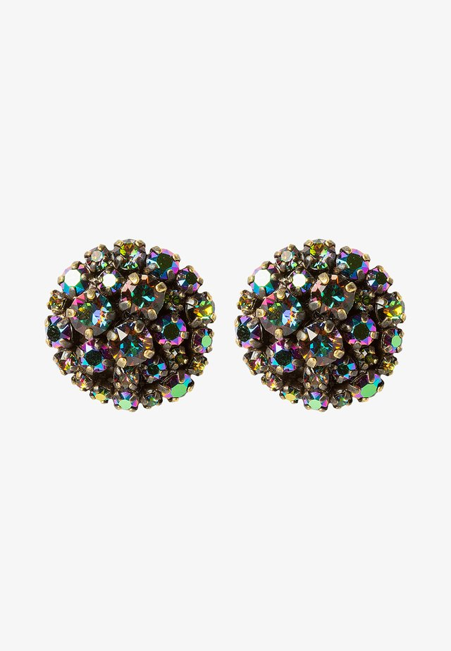 BALLROOM - Earrings - green