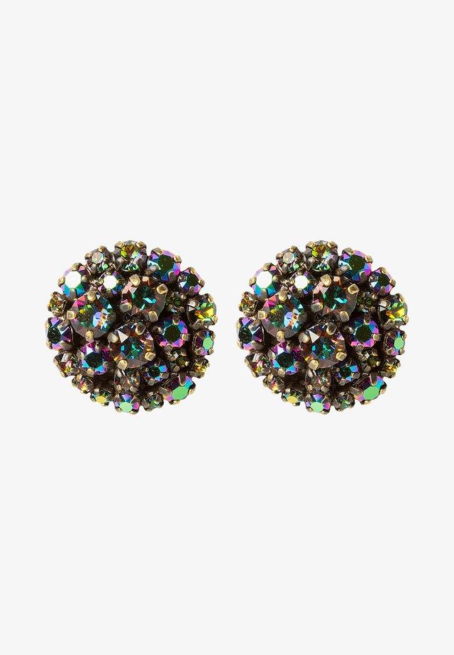 BALLROOM - Boucles d'oreilles - green