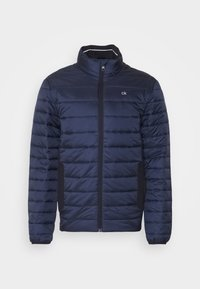 LIGHT WEIGHT SIDE LOGO JACKET - Light jacket - blue