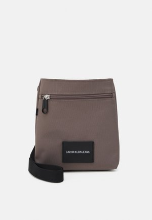 MICRO FLATPACK UNISEX - Bandolera - dusty brown