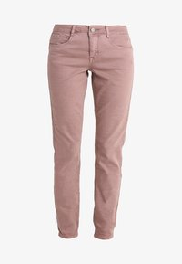Cream - LOTTE COCO - Slim fit jeans - old rose - 4