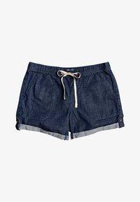 Roxy - MILADY  - Denim shorts - dark indigo - 4