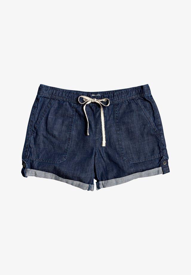 MILADY  - Jeans Shorts - dark indigo