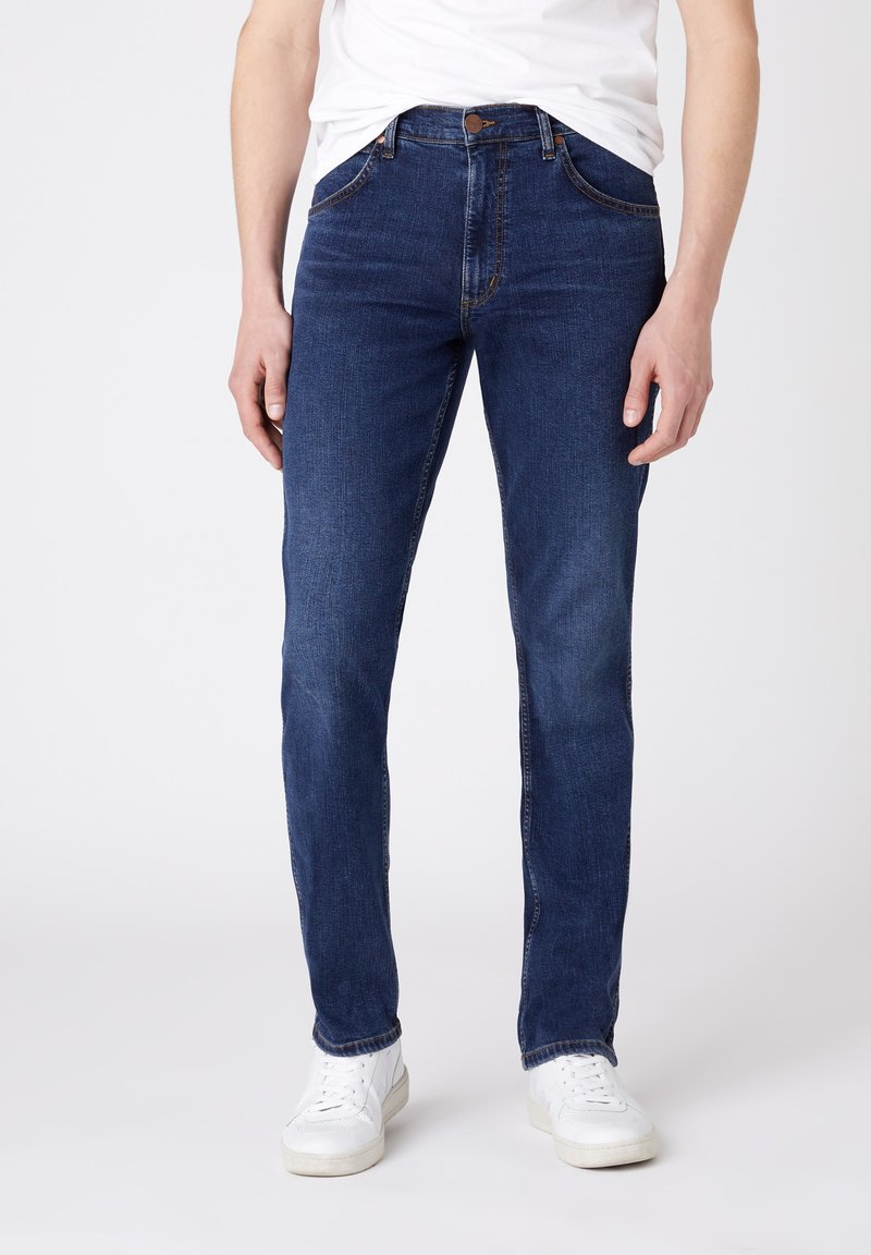 Wrangler - GREENSBORO - Straight leg jeans - power up